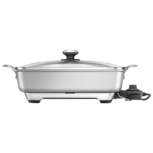Electric Frying Pan ~ Breville thermal pro quot non stick electric frying