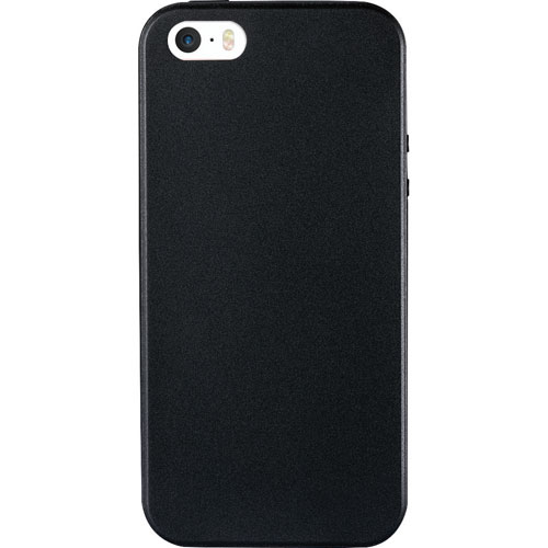 Insignia iPhone 5s/SE Fitted Soft Shell Case - Black