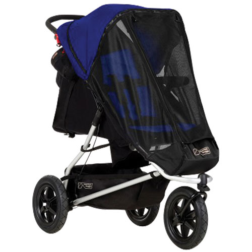 Mountain Buggy Storm Cover for Plus One Stroller 2015+ Models