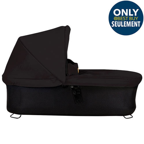 Mountain Buggy Carrycot Plus - Black - Only at Best Buy