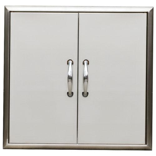 Broilchef Premium Stainless Steel Double Access Door