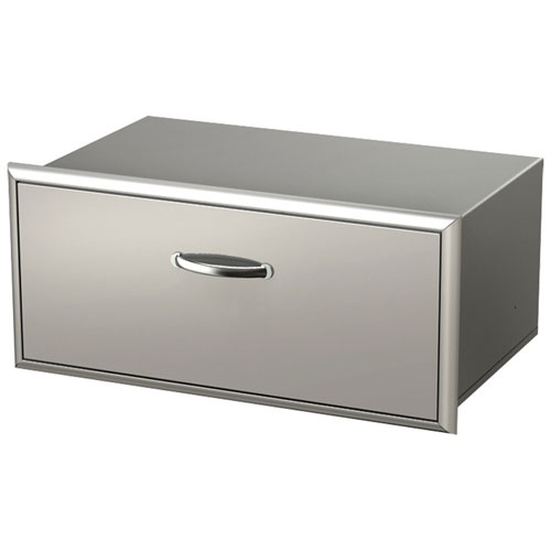Broilchef Premium Outdoor Kitchen Single Drawer Unit (BCD-3315)