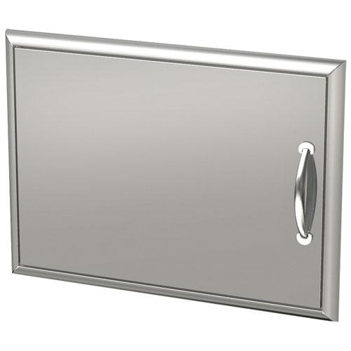 Porte d'accès en acier inoxydable Premium de BroilChef
