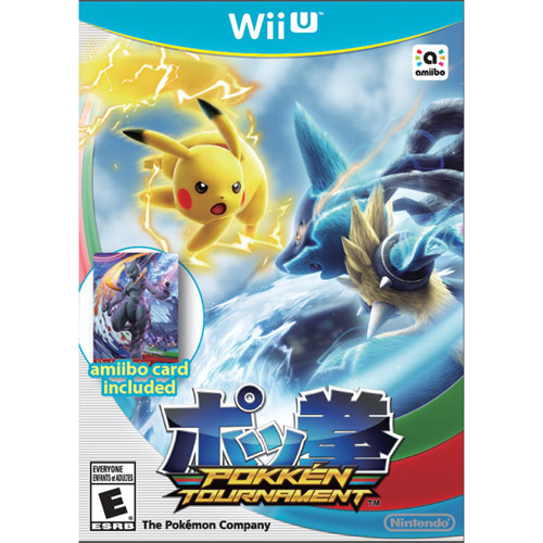 Pokémon Tournament (Wii U) - Usagé