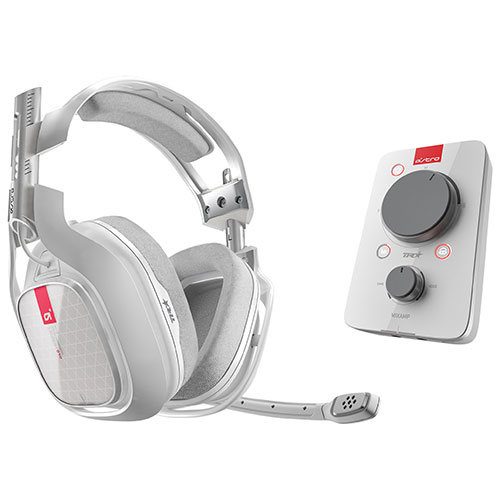Astro A40 TR Gaming Headset - White