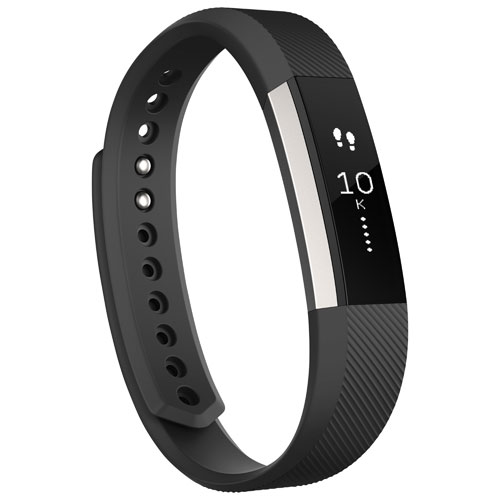 Fitbit Alta Fitness Tracker - Small - Black