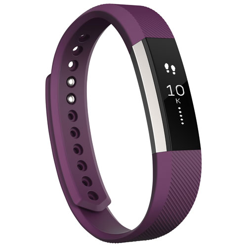 Fitbit Alta Fitness Tracker - Small - Plum