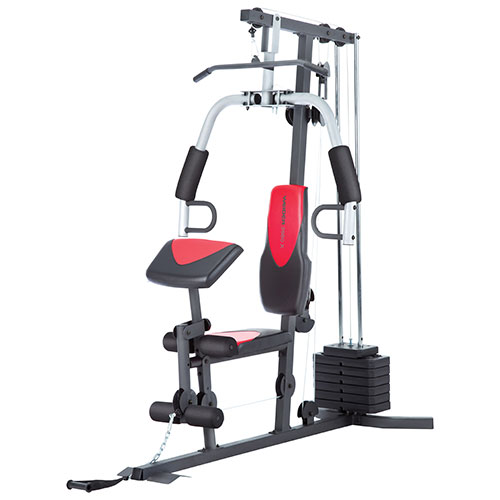 Weider weight system home gym equipment