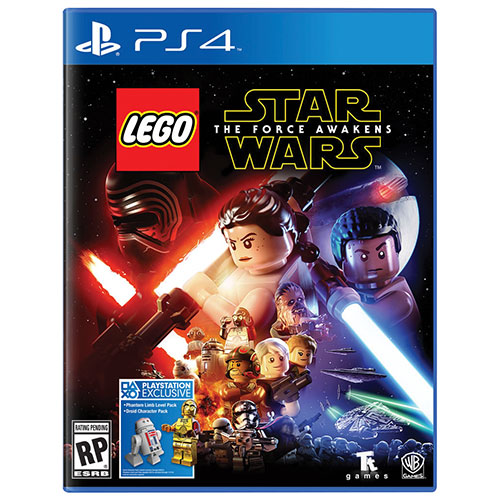 LEGO Star Wars: The Force Awakens (PS4) : PS4 Games - Best Buy Canada