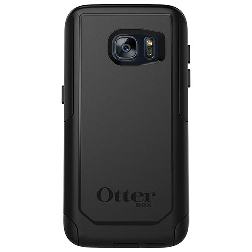 OtterBox Samsung Galaxy S7 Fitted Hard Shell Case - Black