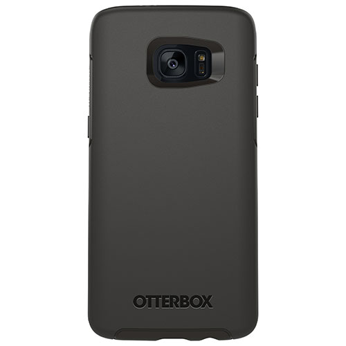 OtterBox Samsung Galaxy S7 Edge Fitted Hard Shell Case - Black