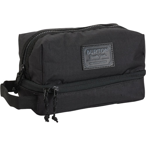 a053b0cce595 Burton Low Maintenance Toiletry Bag - Black   Duffle Bags - Best Buy Canada
