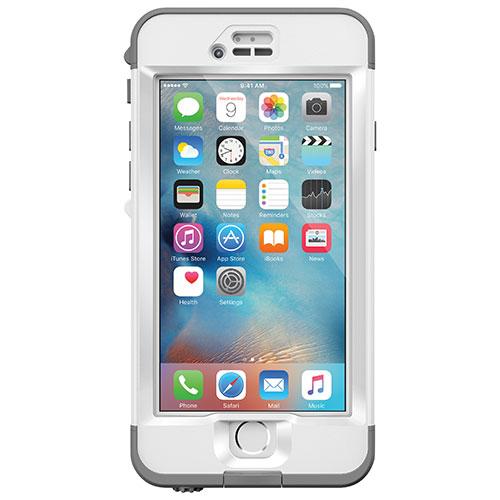 LifeProof nüüd Apple 6s Fitted Hard Shell Case - White