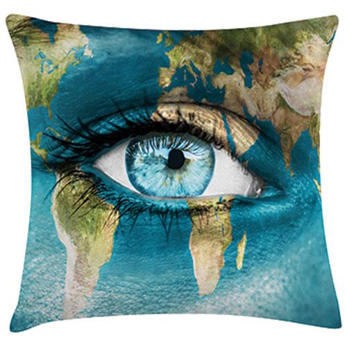 Coussin décoratif Prints - Oeil et Terre