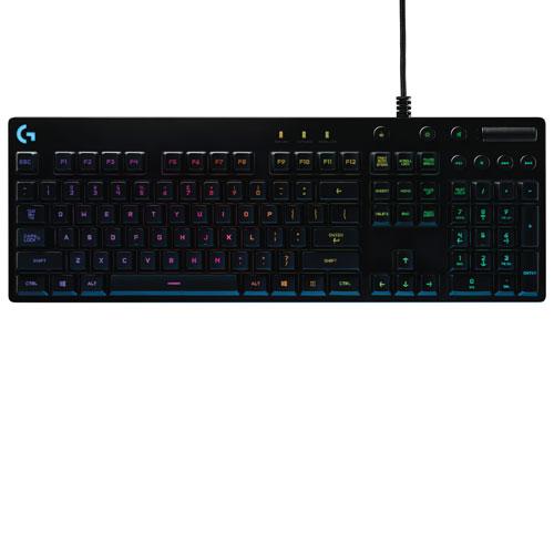 Logitech G810 Orion Spectrum RGB Mechanical Gaming Keyboard