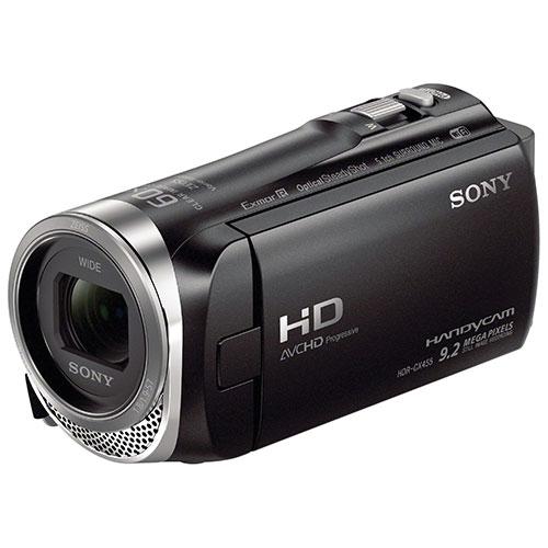 Sony Handycam CX455 8GB HD Flash Memory Camcorder