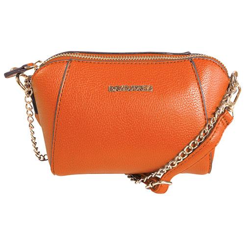 David Jones Mini Crossbody Bag - Orange   Crossbody Bags - Best Buy Canada 5704190d36616