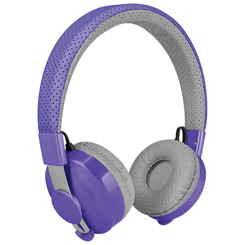 LilGadgets Untagled Pro Children's Wireless Headphones - Purple