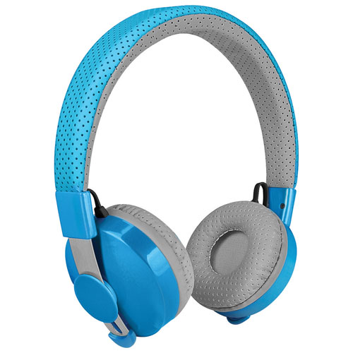 LilGadgets Untagled Pro Children's Wireless Headphones - Blue