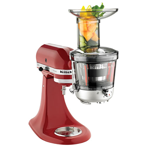 KitchenAid Juicer U0026 Sauce Attachment : Stand Mixer Attachments   Best Buy  Canada
