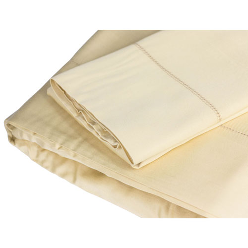 The St. Pierre Home 4-Piece 350 Thread Count Bamboo Bed Sheet Set - King - Gold