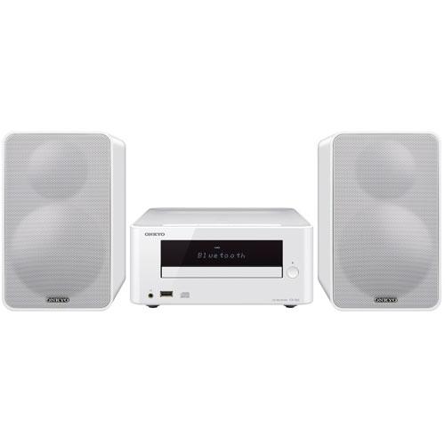Onkyo CS-265 Mini CD Hi-Fi System with Bluetooth - White