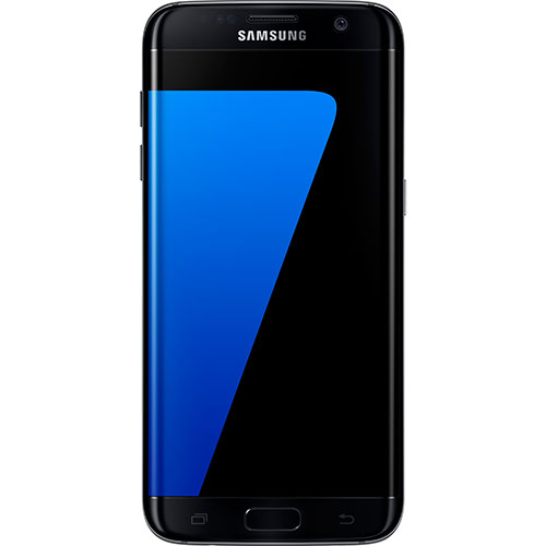 Rogers Samsung Galaxy S7 Edge 32gb Smartphone Black Onyx 2 Year