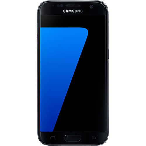 TELUS Samsung Galaxy S7 32GB Smartphone - Black Onyx - 2 Year Agreement