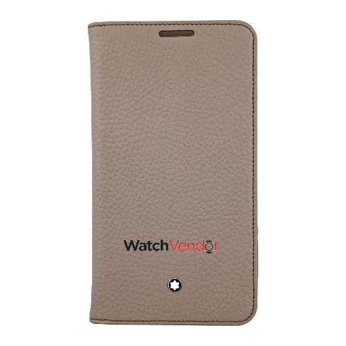 Montblanc Meisterstuck Beige Soft Grain Leather Case for Samsung Note III Tablet - 111234