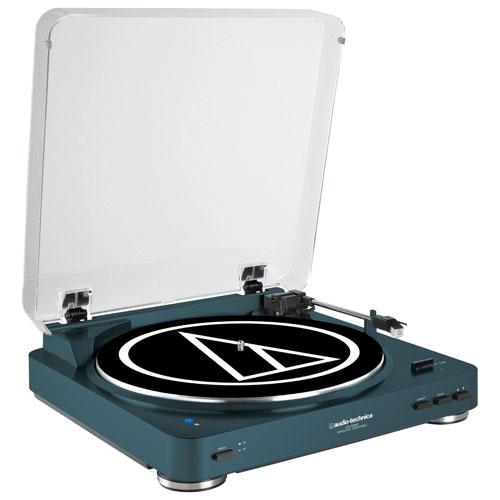 Audio-Technica Bluetooth Turntable (AT-LP60NV-BT) - Navy