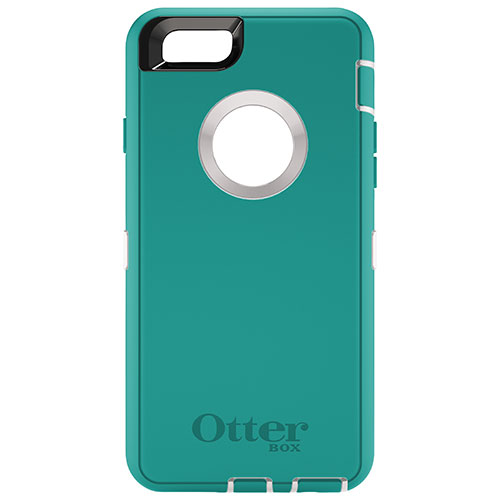 OtterBox Defender iPhone 6/6s Fitted Hard Shell Case - Teal
