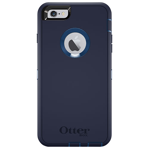 OtterBox Defender iPhone 6 Plus/6s Plus Fitted Hard Shell Case - Blue