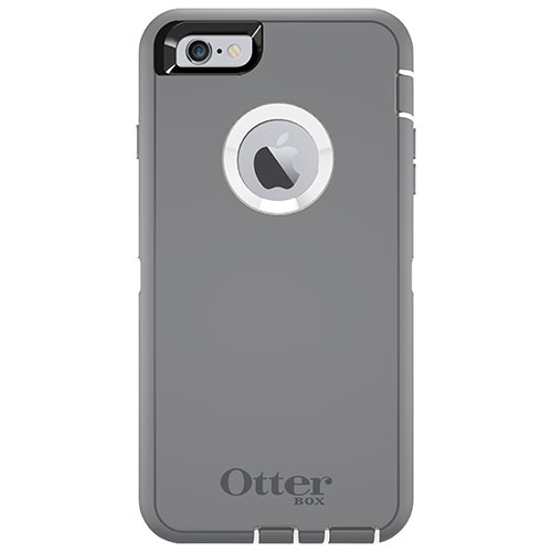 OtterBox Defender iPhone 6 Plus/6s Plus Fitted Hard Shell Case - Grey