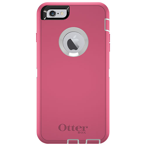 OtterBox Defender iPhone 6 Plus/6s Plus Fitted Hard Shell Case - Pink