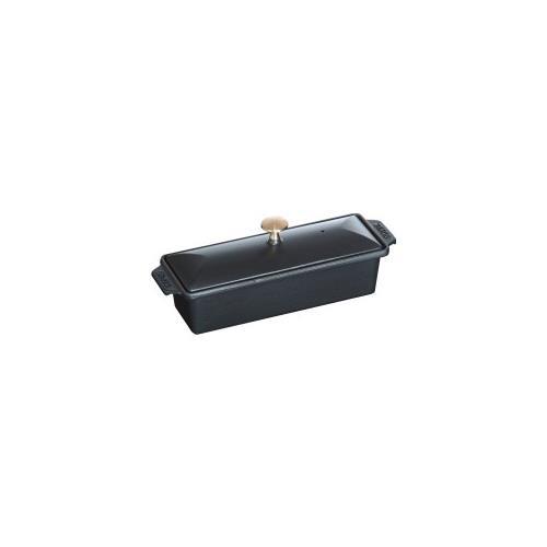 Staub Terrine - 1.5 L - Black