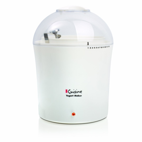 Euro cuisine electric yogurt maker 2 litre yogurt for Automatic yogurt maker by euro cuisine
