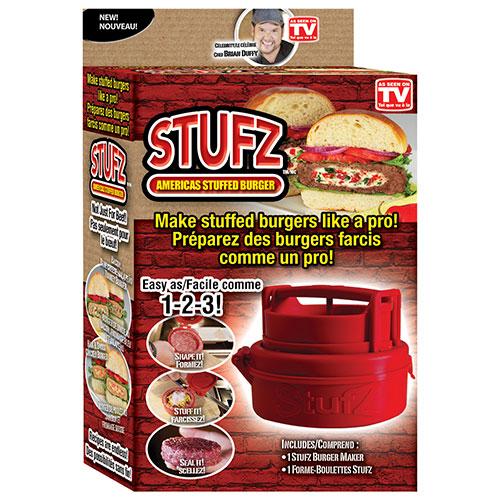 Stufz Stuffed Burger Maker d'As Seen On TV