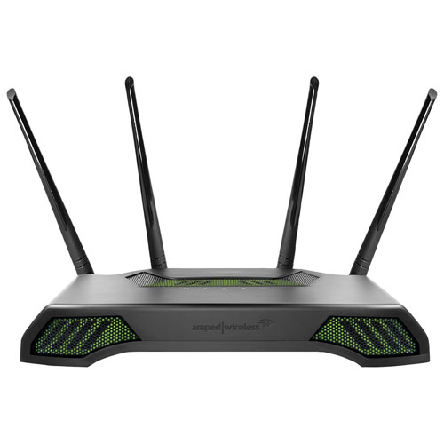Amped Wireless TITAN Wireless AC1900 Dual-Band Router (RTA1900-CA)