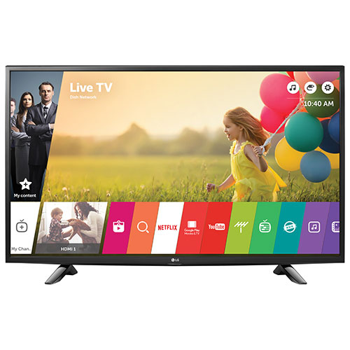 "LG 49"" 1080p LED Smart TV (49LH5700)"