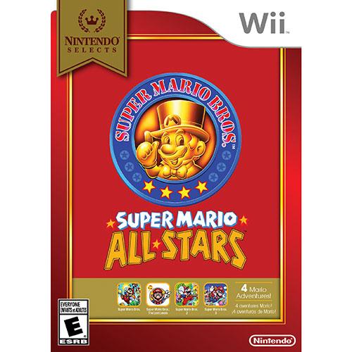 Super Mario All Stars (Wii)