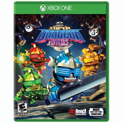 Super Dungeon Bros (Xbox One) - English
