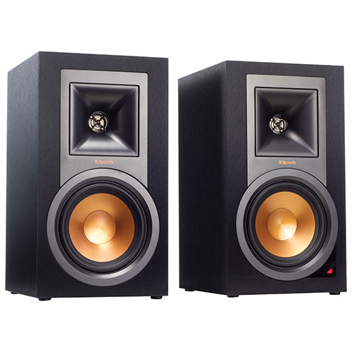 Klipsch R-15PM Wireless Powered Monitor Speakers