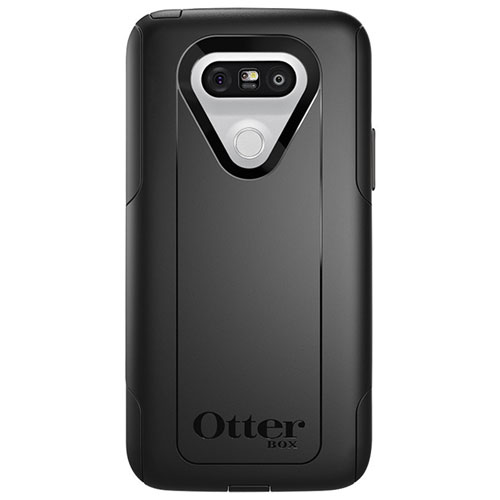 OtterBox Commuter LG G5 Fitted Hard Shell Case - Black
