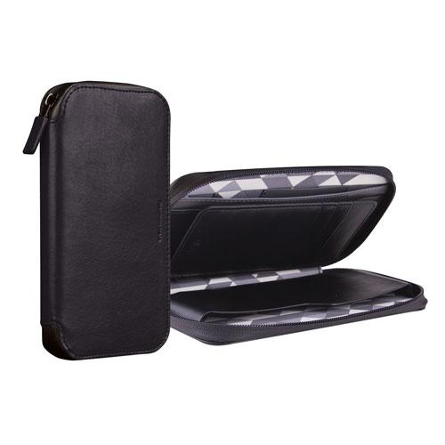 Viva Madrid Robusto iPhone 6/6s Plus Leather Holster Case - Black