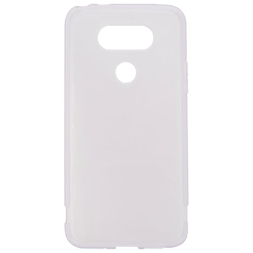 Affinity Gelskin LG G5 Fitted Soft Shell Case - Clear