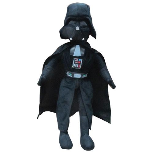 Coussin en forme de Darth Vader de La guerre des étoiles - Noir