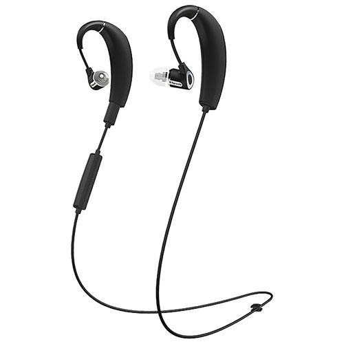 Klipsch Reference R6 Sound Isolating Wireless In-Ear Headphones (R6BT) - Black