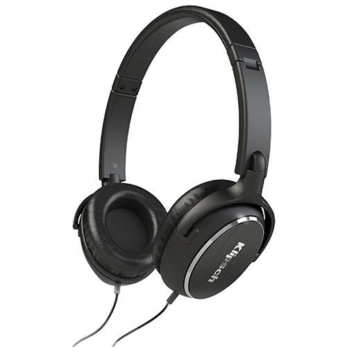 Klipsch Reference R6 On-Ear Headphones (R6ONEAR) - Black