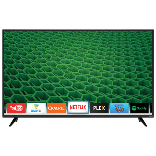 "VIZIO 55"" 1080p LED Smart TV (D55-D2)"