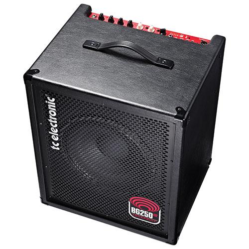 TC Electronics 250W Bass Combo Amp (BG-250-112)